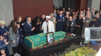 Hasan Pulur için ilk tören