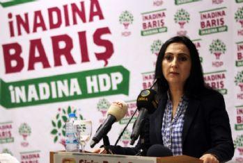 Figen Yüksekdağ: Hükümet sorunu çözmek istiyorsa...