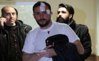 Patlamada yaralanan şahıs taburcu edildi