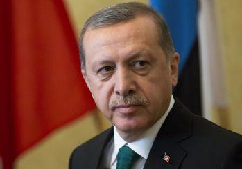 Erdoğan'dan özel teşekkür