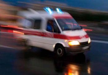 Kırşehir'de feci kaza: 4 ölü, 2 yaralı