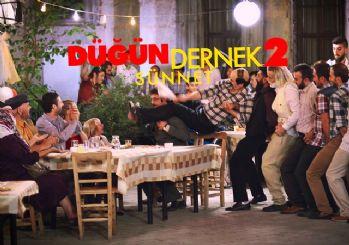 2015'te en çok gişe yapan filmi 'Düğün Dernek 2: Sünnet' oldu