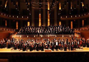 Cumhurbaşkanlığı Senfoni Orkestrası'nda yeni yıl konserleri