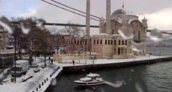 Kar İstanbul'a çok yakışıyor