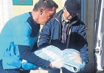 Akciğerine süt kaçan bebek öldü