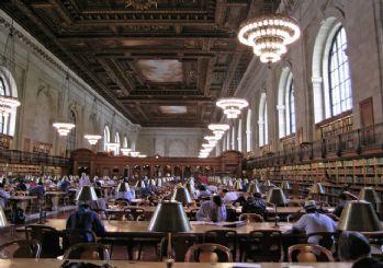 New York Halk Kütüphanesi'ndeki 200 bine yakın görsel internete yüklendi
