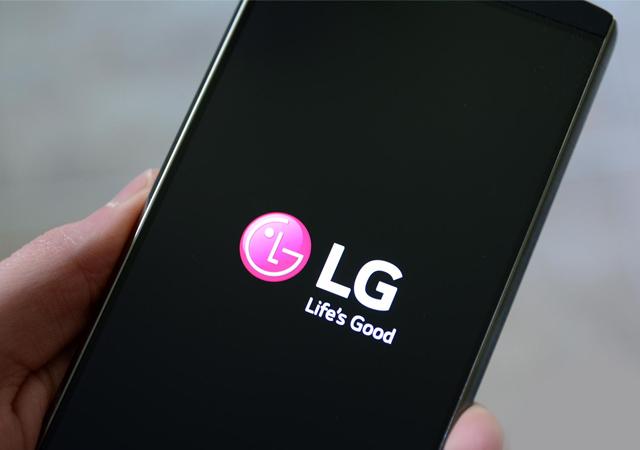 LG tamamen ekrandan oluşan telefonun patentini aldı