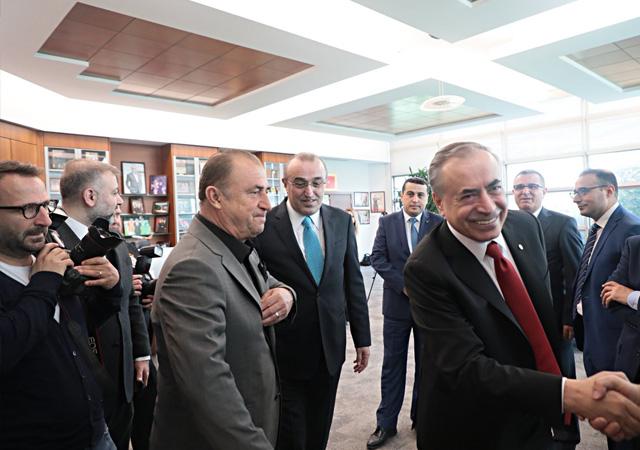 Mustafa Cengiz ile Fatih Terim yeniden PFDK'ya sevk edildi…