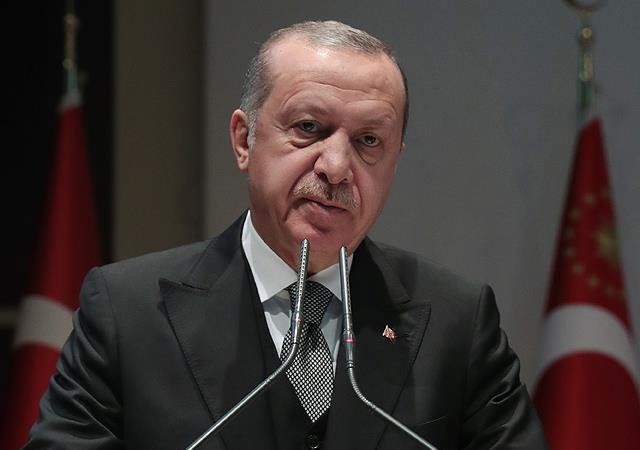 Erdoğan'dan, Sıfır Atık Projesi'ne ilişkin açıklama: Ağaç diken iktidar olduk!