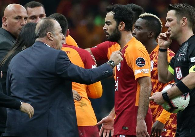 Fatih Terim'e 7, Hasan Şaş'a 8 maç ceza
