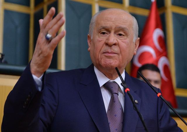 ABD'nin PKK kararına Bahçeli'den çok sert tepki