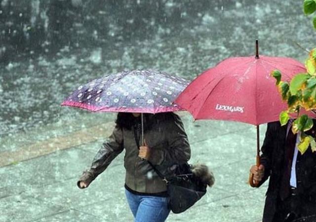 Meteoroloji'den kritik uyarı... Dikkat yağmur geliyor!