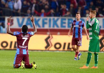 Trabzonspor son anlarda yıkıldı!