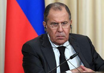 Lavrov: ABD'nin İran'a yaptırımları yasa dışı