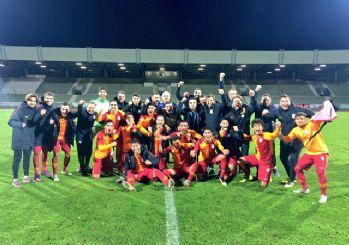 Schalke 04 - Galatasaray: 1-0