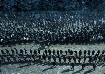 Dizi tarihinin en büyük savaş sahnesiyle geliyor