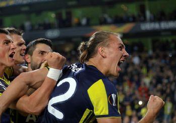 Fenerbahçe Anderlecht maçının golleri ve geniş özeti