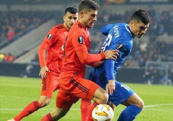 Genk - Beşiktaş maçı CANLI ANLATIM