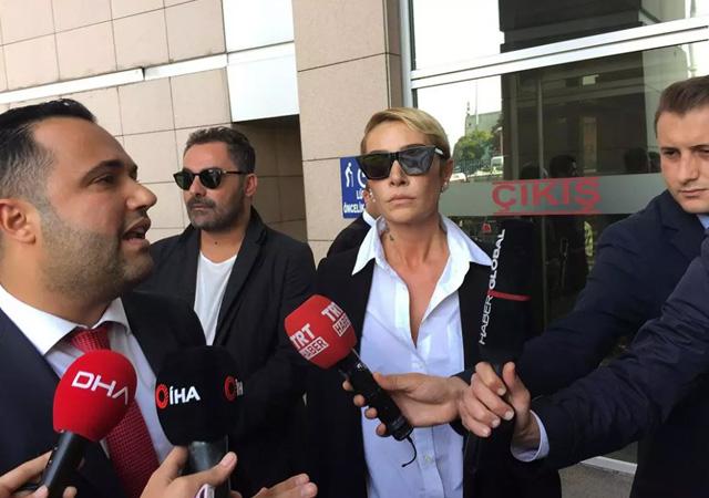 Sıla ile Ahmet Kural'ın davası uzlaştırma bürosunda…