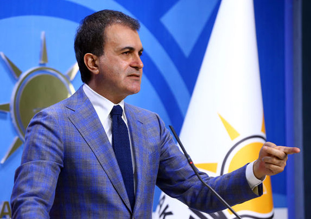 Ömer Çelik'ten andımız açıklaması: AK Parti'nin görüşünü yansıtmıyor