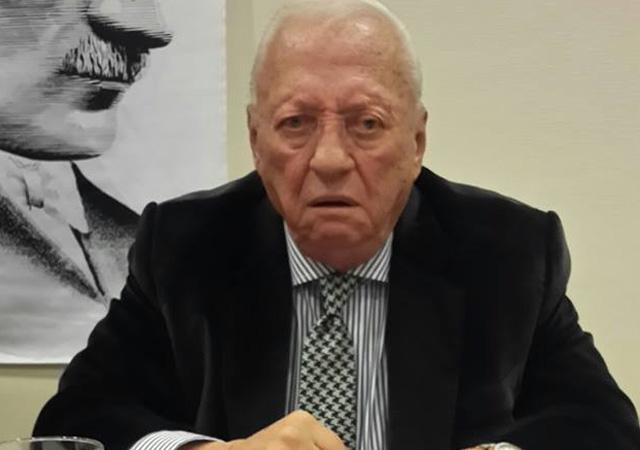 Metin Türel hayatını kaybetti 86