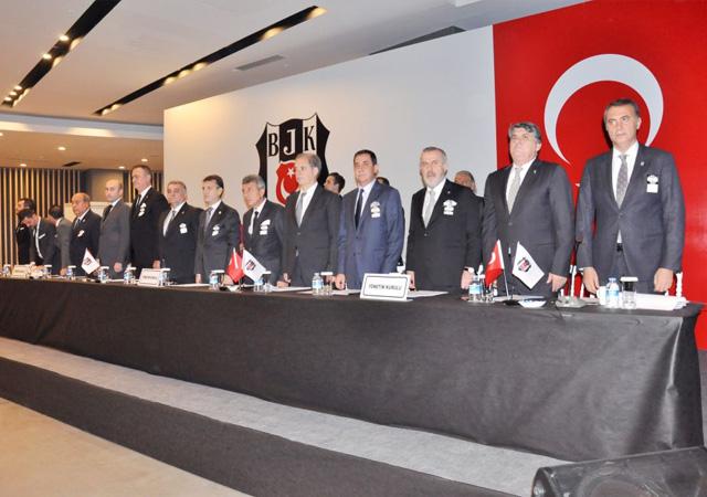 Beşiktaş'ın borcu belli oldu