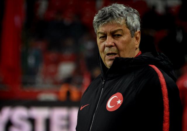 TFF'nin Lucescu kararı…