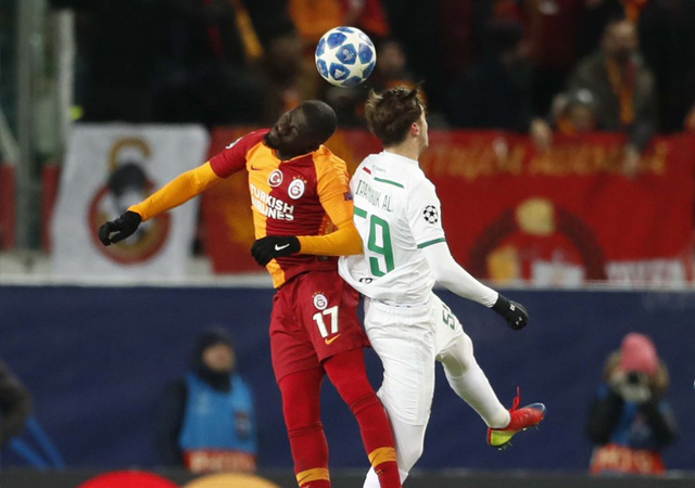 2-0 mağlup olan Galatasaray, gruptan çıkma şansını kaybetti