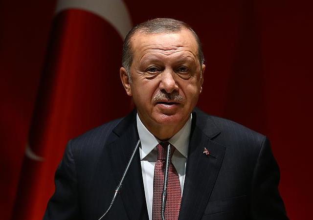 Erdoğan: Cumhur İttifakı'nı kıskananlar var!