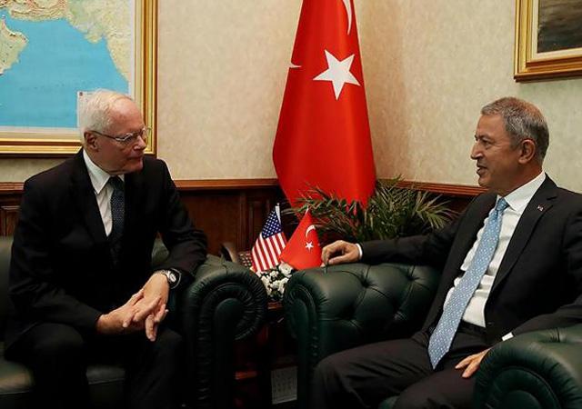 Akar: ABD,YPG ile ilişkisini sonlandırmalı, gözlem noktalarından vazgeçmeli