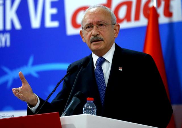 Kılıçdaroğlu işçilere sokak çağrısı yaptı!