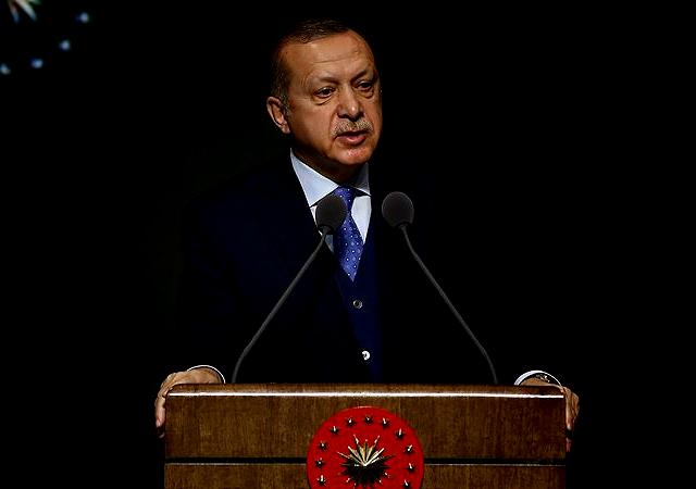 Erdoğan'dan Kudüs mesajı: Bu dava hepimizin ortak meselesidir
