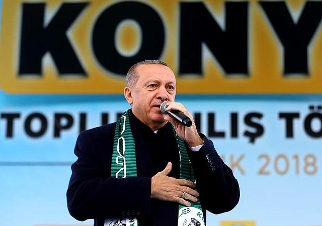Erdoğan'dan Fatih Portakal'a tepki: Mandalina mıdır, narenciye midir?