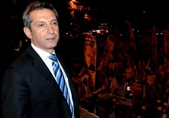 Hüseyin Avni Sipahi istifa etti! Murat Hazinedar...