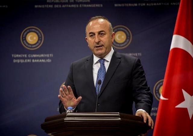 Bakan Çavuşoğlu'ndan Netanyahu'ya: PKK ile ortak noktaları bebek katili olmaları