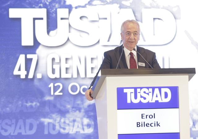 TÜSİAD Başkanı asgari ücreti değerlendirdi: Olumlu bir gelişme