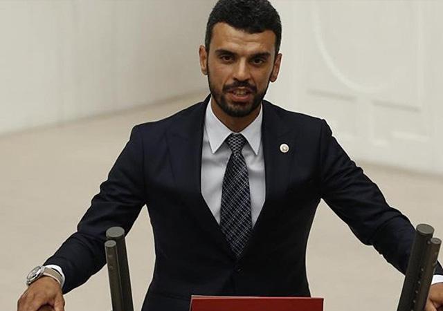 AK Partili Sofuoğlu'ndan emir eri açıklaması