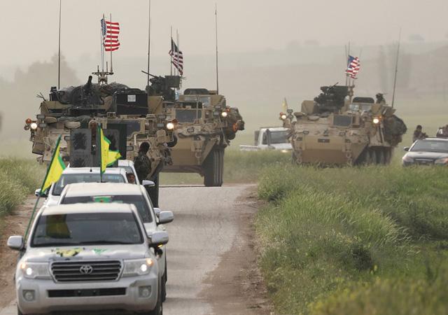 ABD YPG'ye dağıttığı silahları toplamayacak