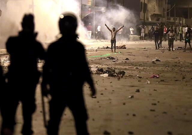 'Arap Baharı' kışa döndü! Yeniden sokaktalar