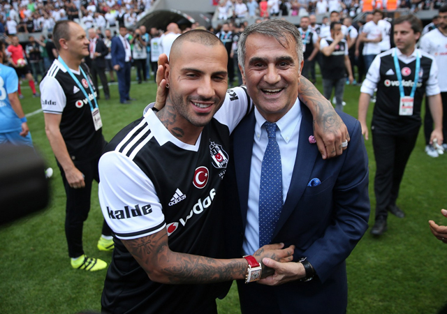 Beşiktaş'ta Quaresma sürprizi! Kamp kadrosunda yok