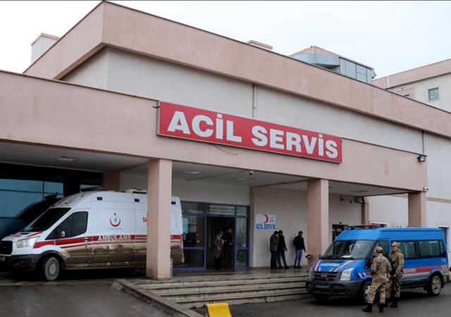 Iğdır'da terör saldırısı: 1 şehit 2 yaralı