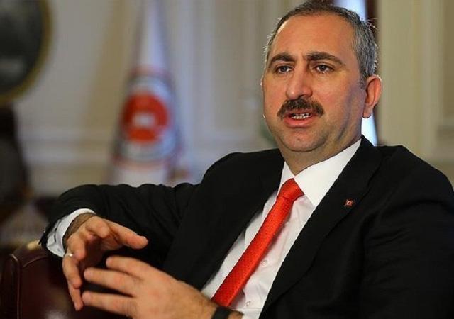 Adalet Bakanı Gül: FETÖ'nün terör örgütü olduğu her türlü boyutuyla ispatlı