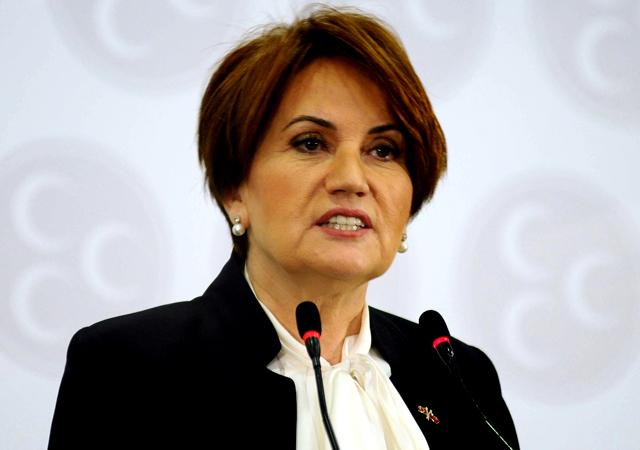 Meral Akşener başkan adaylarını açıkladı