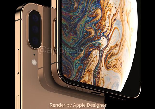 Apple'ın gelecek sene tanıtacağı iPhone'lar basına sızdı!
