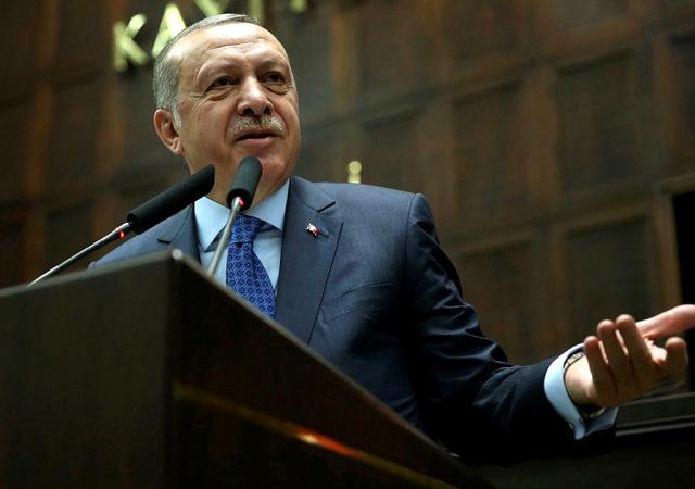 Erdoğan'dan Trump mesajı: Paylaşımları beni üzdü!