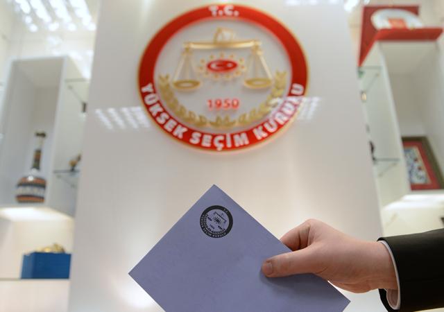 YSK'nın oy sayımıyla ilgili değişiklik kararı Resmi Gazete'de yayımlandı