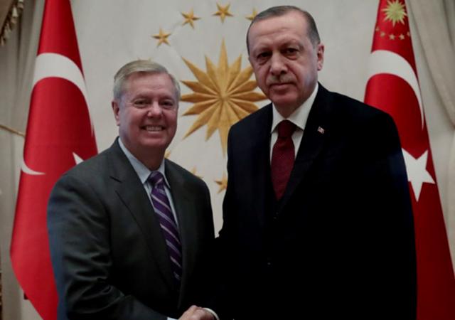 ABD'li senatörden YPG/PKK açıklaması….