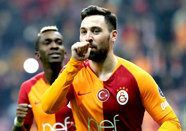 Galatasaray'dan Ankaragücü'ne gol yağmuru!