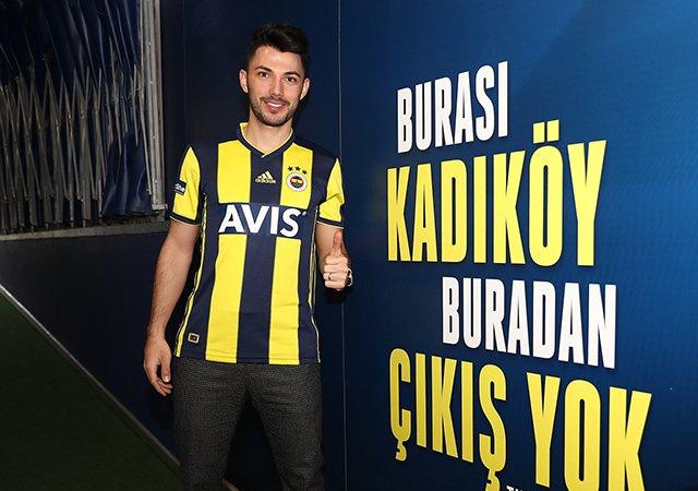 Mutlu son! Tolgay Arslan ve Serdar Aziz Fenerbahçe'de