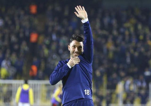 Tolgay Arslan Beşiktaşlıları kızdırdı!